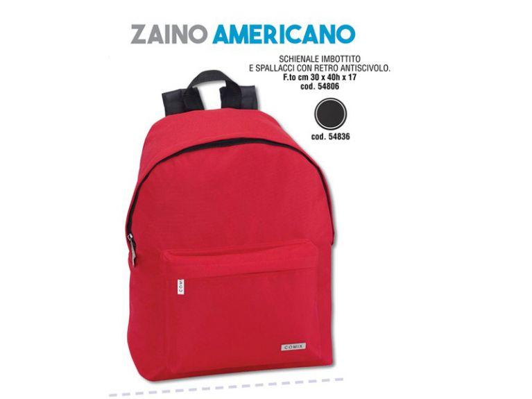 Zaino Americano